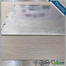 Caloduc en aluminium plat supraconducteur composite