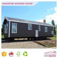 Casa para trailer Casa móvel pré-fabricada