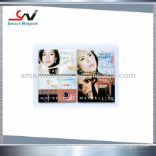 Personalized popular promotional pvc icebox magnets