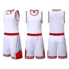 Diseño vendedor caliente del baloncesto del baloncesto de encargo de Jersey de la fábrica nueva para el entrenamiento
