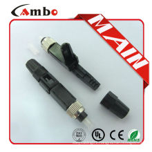 FTTH cable optic field assembly connector FC fast connector