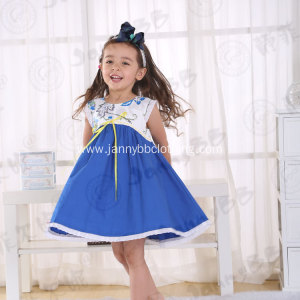 custom design girls summer dress