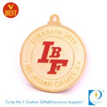 Approvisionnement personnalisé de haute qualité Ibf cuisson cuisson estampillage médaille souvenir au prix d'usine