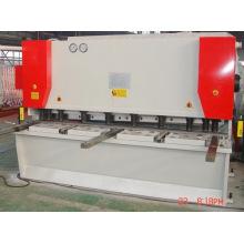 QC12y-20X6000 Machine de cisaillement hydraulique de tôle de métal