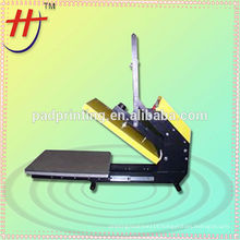hot sale LT-3804D Magnetic semi-automatic t-shirt printing machine