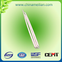 Material de aislamiento de alambre de silicona de fibra de vidrio