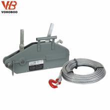 Alzamiento de tracción de alta calidad de la cuerda de alambre de la aleación de aluminio de VOHOBOO para la venta