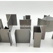 Perfiles de aluminio resistentes a la oxidación en salas blancas