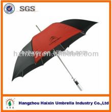 Guarda-chuva de Golf Travel automático com moldura de alumínio