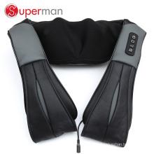 Produits de haute qualité infrarouge pétrissant shiatsu meilleur masseur de cou et d'épaule