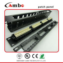 Made In China intelligent patch panels High-Density 1U (24 port)