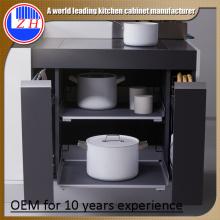 China Fiber Mini gabinetes de cocina base utilizados para muebles caseros (personalizado)