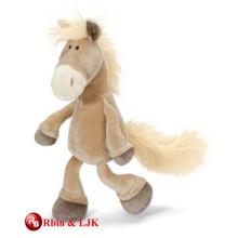 Treffen Sie EN71 und ASTM Standard Plüsch Pferd Spielzeug