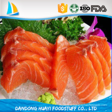 Filet de saumon chum de qualité supérieure