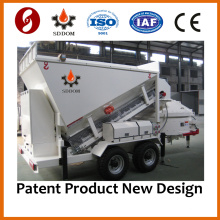 Hot Sale MB1200 Mobile Concrete Mixing Plant Concrete Batching Plant