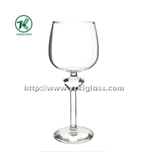 Single Wall Wine Glass by SGS (DIA9*21)