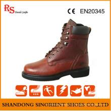 Hohe Knöchel Japanische Arbeitsstiefel Made in China RS734