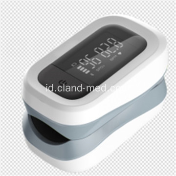 Diagnostik Medis Finger Pulse Oximeter