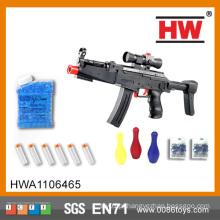 Hot item realista cor sólida água armas brinquedo
