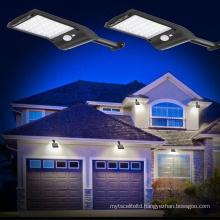 Super brightness high quality 36 led solar wall street light, PIR motion sensor led light outdoor motion sensor for garden, yard