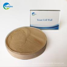 Rich in glucan, mannan Yeast cell wall