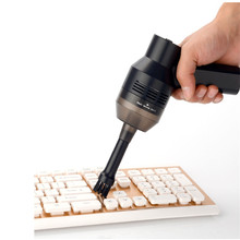 Customize Mini Desktop USB Vacuum Cleaner For Keyboard