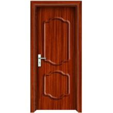 Marco de puerta del PVC
