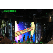 6mm Rental Using LED Picture and Video Screen Display