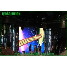 Aluguel de 6 mm usando a tela LED e a exibição da tela de vídeo