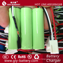 Geilienergy factory rechargeable batteries packs aa ni-mh 1800mah 3.6v