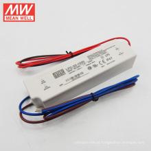 Fonte de alimentação do diodo emissor de luz de LPC-35-1400 MEANWELL 35W 1400mA 9-24V SMPS