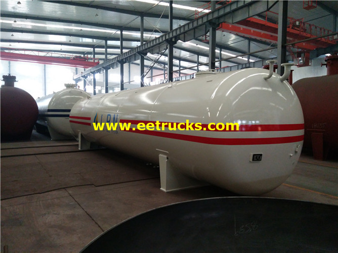 40m3 Propane Storage Tanks