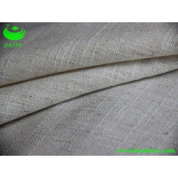 Poliéster tecido de linho sofá (BS6004)