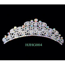 Жемчуг свадебный тиара горный хрусталь свадьба тиары корона картина рамы корону