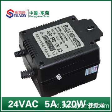 24VAC Linear Power Supply 120W