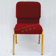 Gold Tube Church Chair Furniture (YC-G31-01)