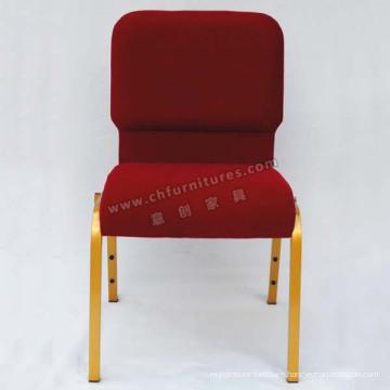 Gold Tube Church Chair Furniture (YC-G31-01)