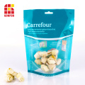 Carrefour Dog Treat Bag con finestra trasparente