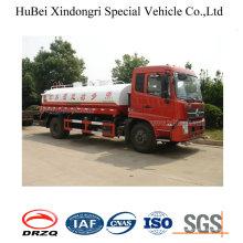 10ton Dongfeng Kinrun Euro 4 Sprinkler Road Maintenance Camión cisterna de agua
