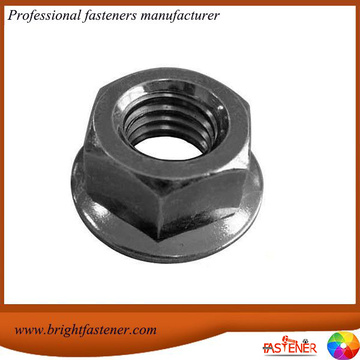 High Quality DIN6923 Hex Flange Nut