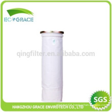 chemical industry 2 meter length fabric PE dust filtration sock