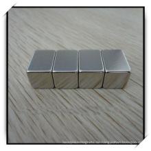 N35 N50 NdFeB Block Permanentmagnet für Industrie