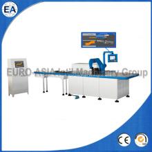 Máquina de dobra de barramento CNC com software 3D