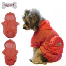 Peau d'usure chien imperméable UV camouflage chien camo veste