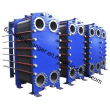 China-Verdampfer-Wärmetauscher-Wasserkühler (M20)
