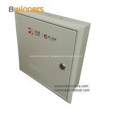 Caja de distribución de fibra óptica montada en la pared 1X32 Splitter