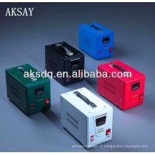 Type de relais stabilisateur de tension automatique