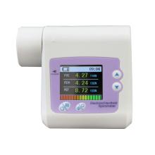 Matériel médical du spiromètre Mobile