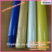 color painted wooden handle/wooden stick mop handle/color painting wooden handle 120cm