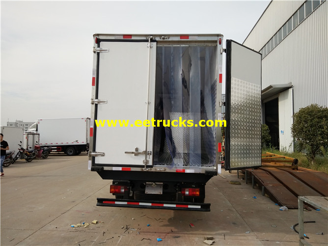 1.5 Ton Refrigerated Box Vehicles